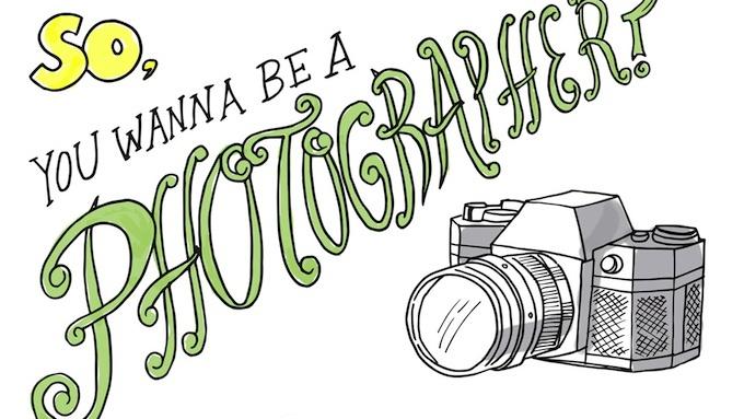 專職攝影師 真的輕鬆又好賺嗎?用繪本告訴你背後的真相! | DIGIPHOTO-用鏡頭享受生命