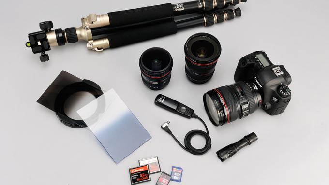 如何拍下完美的夜景? 鏡頭週邊工具 選擇要注意 | DIGIPHOTO-用鏡頭享受生命
