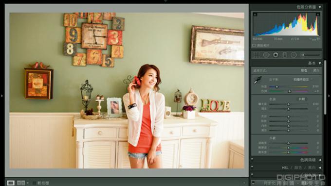 一張照片的完成 Lightroom後製修圖實例分享 | DIGIPHOTO-用鏡頭享受生命