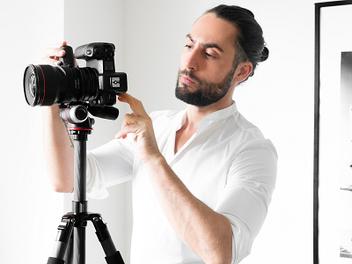 義大利攝影師Lorenzo Pierucci與EOS R的初懈逅:它真是一台不可思議的相機!