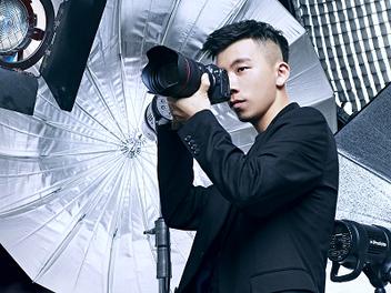 時尚攝影師溫浚富眼中的EOS R與RF 鏡頭:用於商業拍攝是十分友善的組合
