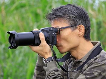 甩開重裝備,享受一鏡到底的拍鳥痛快 生態攝影師范國晃與 Sony RX10 Ⅳ 的輕便賞鳥日誌