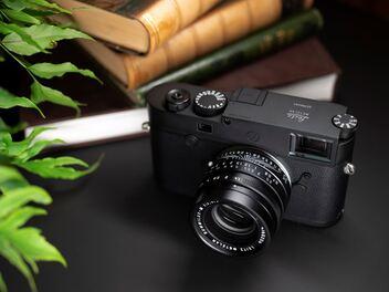 """【新品快訊】徠卡推出全新 """"Leitz Wetzlar"""" 特別版  M10 MONOCHROM 相機及 SUMMILUX-M 35 f/1.4 ASPH. 鏡頭"""