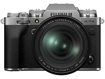 【新品快訊】富士軟片公司發表FUJIFILM X-T4相機 X系列顛峰之作