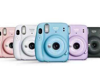 【新品快訊】富士軟片公司宣布推出一次成像式相機instax mini11