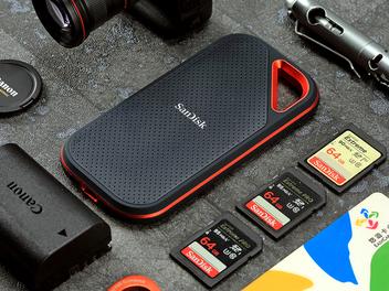 攝影人眼中的SanDisk Extreme PRO 行動固態硬碟 一 是款輕巧、高速與安全穩定性兼具的行動影音儲存硬碟