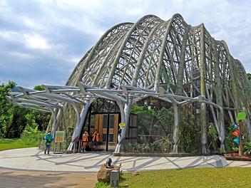 雙北熱門新攝點 - 動物園穿山甲館 Pangolin Dome