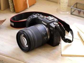 輕巧型標準變焦鏡頭 - Canon RF24-105mm F4-7.1 IS STM 在台正式發售!!