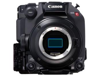 全新可交換式鏡頭電影級 4K 攝影機 EOS C300 Mark III 發佈,同場加映電動變焦電影鏡頭 CN10×25 IAS S