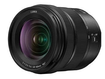 Panasonic正式發表LUMIX S 20-60mm F3.5-5.6新鏡!只有羽量級的350克重