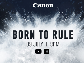 Canon 將於7月9日直播發佈新機,是否為謠傳的2機6鏡?讓我們一起拭目以待吧!
