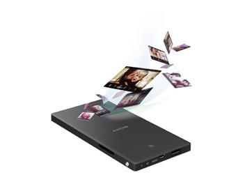 Sony行動無線讀卡機WG-C20全新發表
