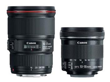 Canon 新鏡發表: 超 廣角 變焦 鏡 EF 16-35mm F4L IS USM 和 EF-S 10-18mm F4.5-5.6 IS STM (新增官方實拍原尺寸圖檔)