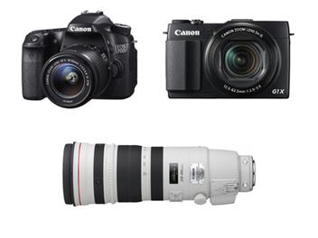 Canon 榮獲 2014 TIPA Award 最佳影像器材大獎