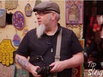 街頭攝影 也要有 演技 ? Zack Arias 傳授不害羞 街拍 陌生人 祕笈