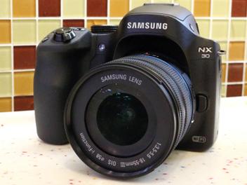 Samsung NX30 快速上手,進階 微單眼 新興首選