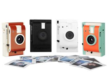 LOMO' INSTANT 拍立得 相機登場,預購價 新台幣 2091 元起