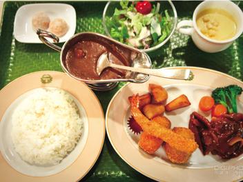 不吃不可。 湯咖哩與日式咖哩