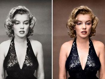 回顧歷史,欣賞20幅經典黑白攝影恢復成彩色照片
