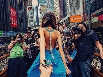 神秘 女人 帶我 環遊世界 之 香港 篇,什麼時候也能來 台灣 嗎?