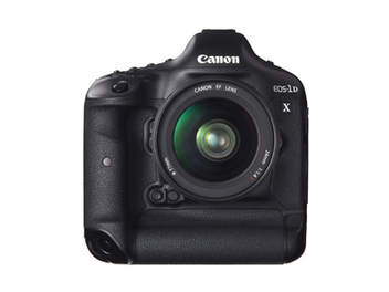 Canon旗艦型號EOS-1系列單眼相機歡慶25週年