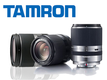 Tamron 推出 兩款 高倍率變焦鏡頭, Canon EOS M 和 M4/3 系統 新選擇
