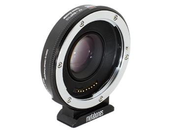 Metabones推出 Canon EF 鏡頭對BMPCC Speed Booster轉接環