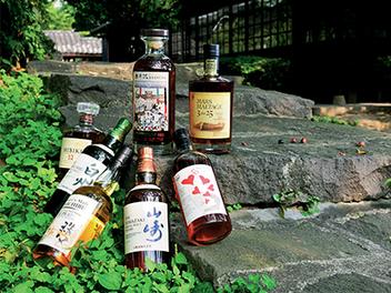 東洋春光, 超越顛峰的日本威士忌