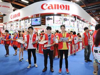 電腦應用展 Canon相機及印表機推出夏日大優惠