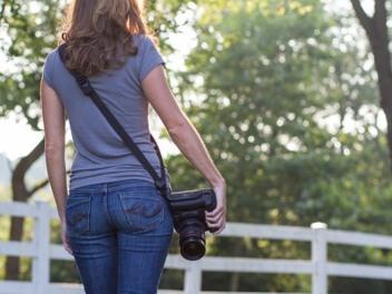 誰說背帶一定要綁在 相機 頂? CAMS Pro 背帶 讓拍攝更加順手