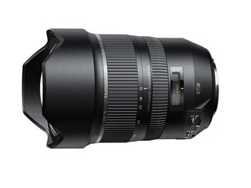 大口徑超廣角變焦鏡: Tamron SP 15-30mm F/2.8 Di VC USD 發表