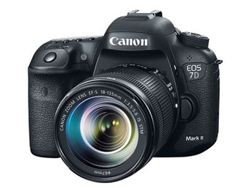 Canon EOS 7D Mark II 登場,雙像素對焦系統再進化