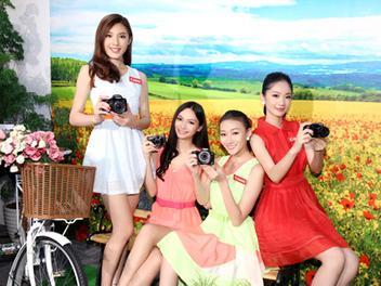 Canon大舉搶攻高畫質類單眼相機市場 再掀秋季銷售熱潮