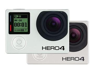GoPro Hero 4 將在10月中發表? 4K 錄影提升至30fps、配備觸控螢幕?