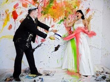 25張激發你發揮 創意 的 婚紗 照