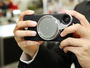 【攝影器材展直擊】Ztylus 手機攝影配件 現場動手玩,廣角、魚眼、微距、CPL 一次滿足!