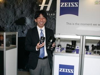Zeiss日本原廠代表來台座談,首度發佈Otus 1.4 / 85mm鏡皇定價