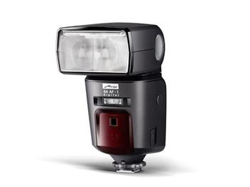 來自德國專業閃光燈品牌 Metz mecablitz 64 AF-1 digital全新系統閃光燈 魅力登場