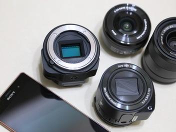 Sony QX1 / QX30 評測:鏡頭式相機再進化,可換鏡頭、高倍變焦玩性大增