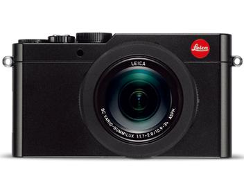 LEICA D-LUX 高效鏡頭與精緻設計 全新經典輕便型數位相機