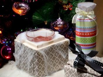 驚奇聖誕對杯特別調酒 - 1:蘭姆酒的心意 The Present Of Rum
