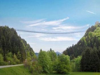 世界上12座壯觀的空中吊橋,美到讓人腳軟!