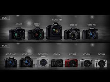 Canon確定即將推出高畫素單眼相機,並將新增EF鏡頭產品線