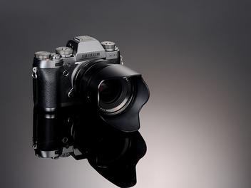 FUJIFILM X-T1碳晶灰版開箱實測:新景點、新韌體、轉檔後製一次看透