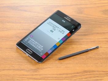 彎世代旗艦機:Samsung GALAXY Note Edge 拍攝評測