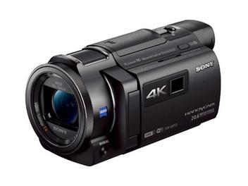 Sony全新首款內建全方位防手震4K Handycam數位攝影機
