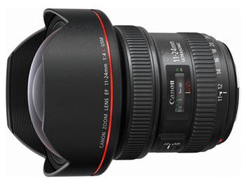 重量級超廣角登場:Canon EF 11-24mm F4L USM