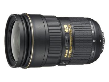 新版Nikon 24-70mm F2.8 G牛棚熱身中,將加入VR防手震與PF鏡片?