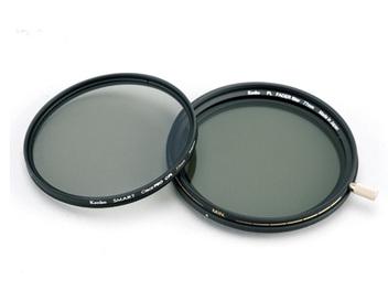 風景攝影玩家必備Kenko Clear Pro C-PL 偏光鏡、PLFader ND3-ND400 可調式減光鏡