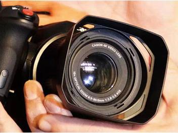 Canon 4K概念相機搶先看!準備進軍遙控空拍相機市場?!